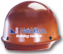 hardhat with logo